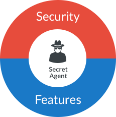 Sectret Agent VPN User