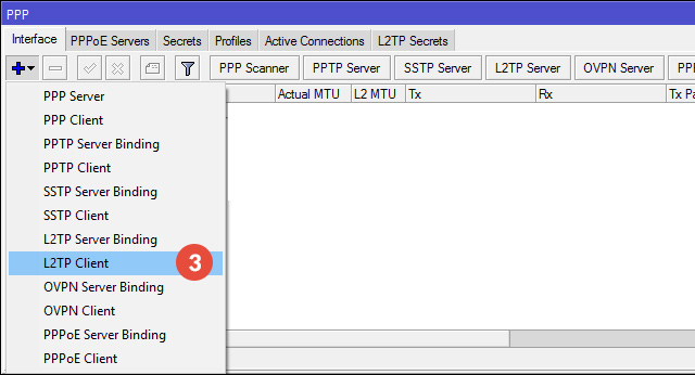 How to set up SSTP / PPTP / L2TP VPN on Mikrotik Routers