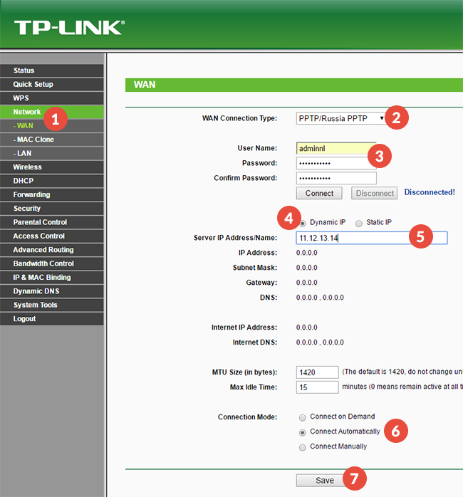 How to set up VPN on TP-Link Routers | CactusVPN