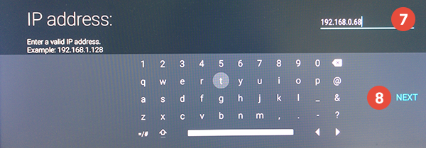 How to set up Smart DNS on Android TV Box | CactusVPN
