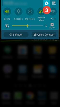 Android Smart DNS Setup: Step 2