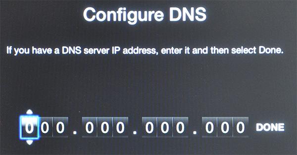 How to set up Smart DNS on Apple TV 3 | CactusVPN
