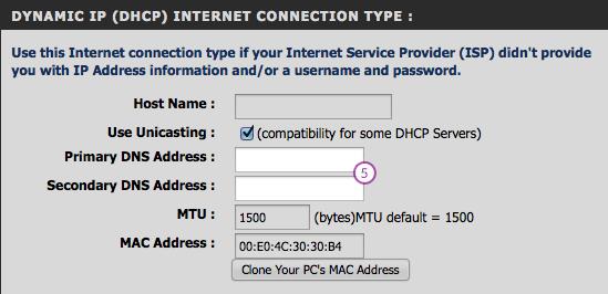 D-Link Router Smart DNS Setup: Step 4