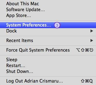 Mac-OS Smart DNS Setup: Step 2