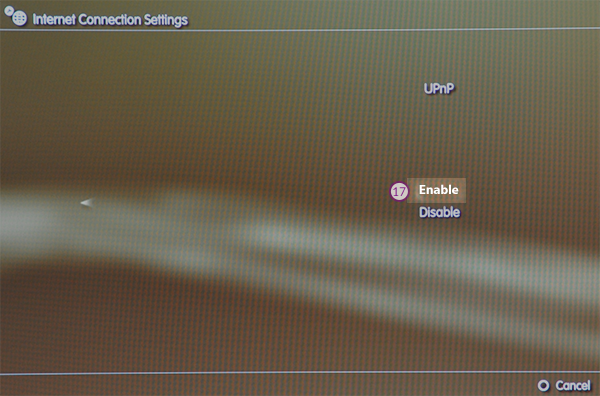 PS3 Smart DNS Setup: Step 15