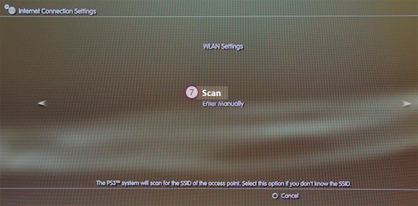PS3 Smart DNS Setup: Step 5