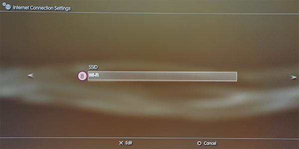 PS3 Smart DNS Setup: Step 6