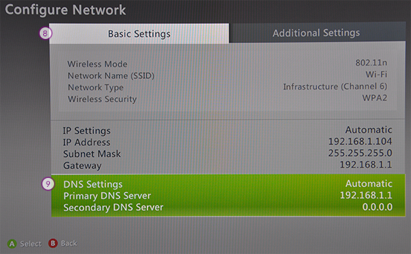 how to set up smart dns on xbox 360 cactusvpn rh cactusvpn com  xbox 360 manual dns