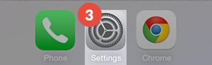 iPhone Smart DNS Setup: Step 2