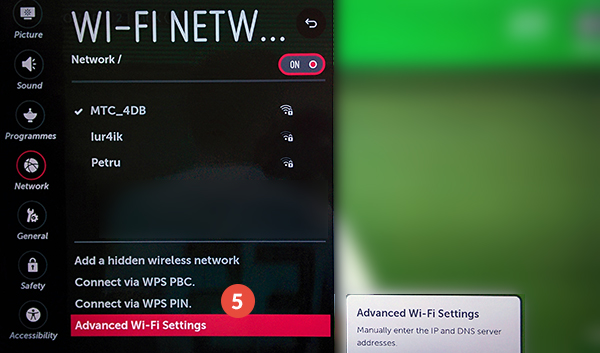how to set up smart dns on lg tv 4 - Free Vpn For Lg Smart Tv
