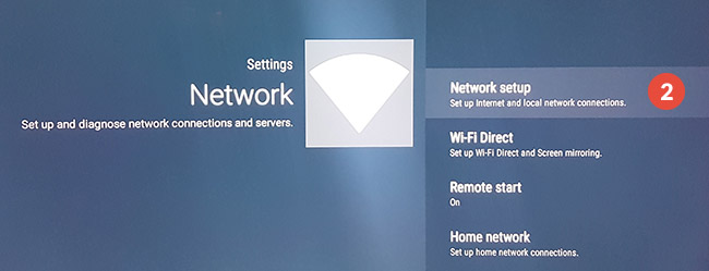How to set up Smart DNS on Sony Bravia Android TV | CactusVPN