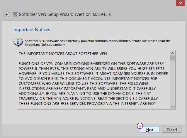 How to set up SoftEther VPN on Windows | CactusVPN
