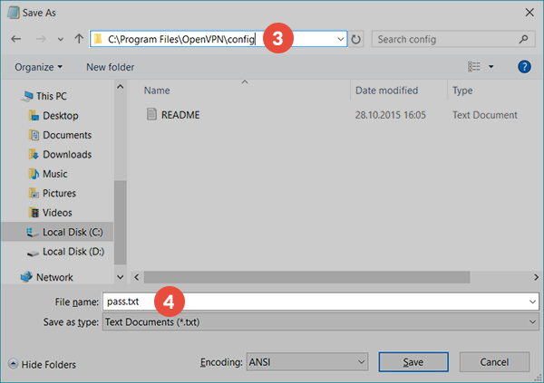 How to autostart OpenVPN GUI on Windows | CactusVPN