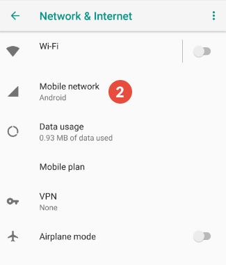 How to Set Up Proxy on Android Mobile Network | CactusVPN