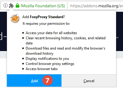 How to set up SOCKS5 Proxy on Firefox | CactusVPN