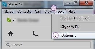 How to set up proxy on Skype   CactusVPN