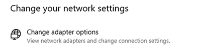 How to Share VPN in Windows 10 using Wi-Fi: Step 6