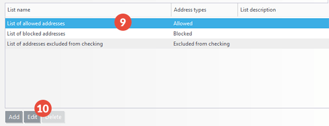 How to exclude files from scanning in ESET NOD32 Antivirus