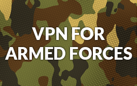 Military VPN for Armed Forces
