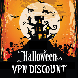 Halloween VPN Discount