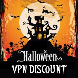 Halloween VPN Discount