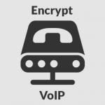 Encrypt VoIP