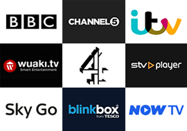 Watch UK TV in Spain