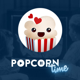 VPN with Popcorn Time