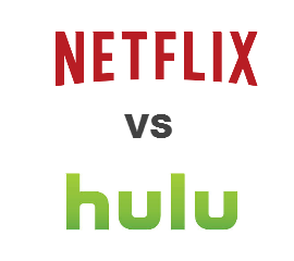 Netflix or Hulu? – The eternal question