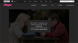 CactusVPN response to BBC iPlayer blocking VPN access
