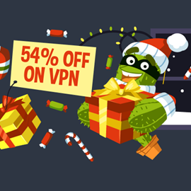 Christmas VPN Discount