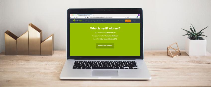 Que peut-on faire avec votre adresse IP ?