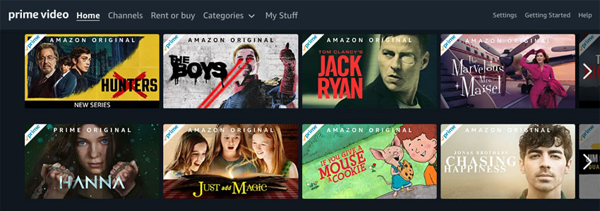 can i watch amazon prime abroad