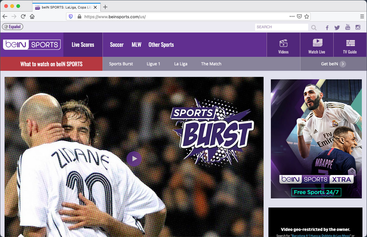 How to Watch beIN Sports in UK
