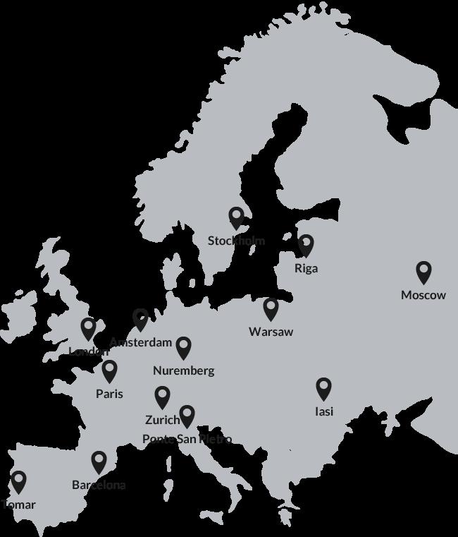 European VPN Servers
