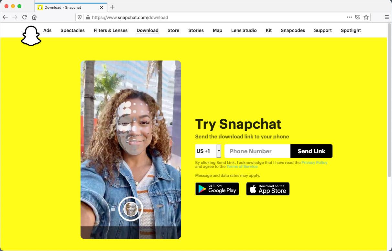 Snapchat VPN